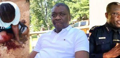 Maryland Police Commander's near Murder of Head of Women, Children & Social Protection…