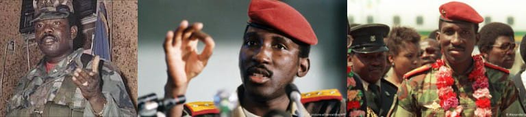 Dragnet Looms For Prince Johnson As Accomplice Charged For Sankara's Death