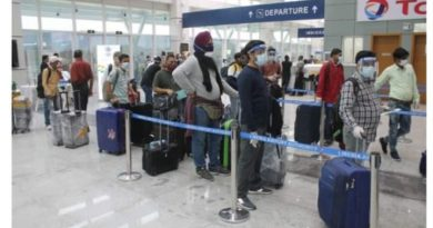 GoL Issues New Protocol For Passengers Arriving From High Risk Countries