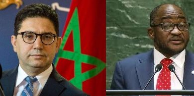Moroccan Foreign Minister Holds Talks With Liberian Counterpart