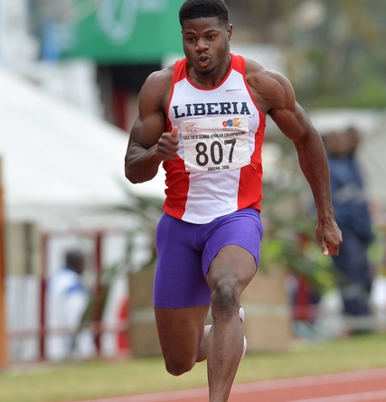 Liberia To Feature One Athlete At Olympic Games