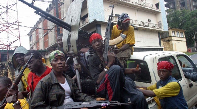 Switzerland gives Liberian rebel 20 years for cannibalism, murder…DAILYSABAH.COM