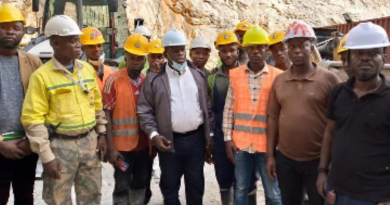 Labor Minister Intensifies Job Search For Liberians