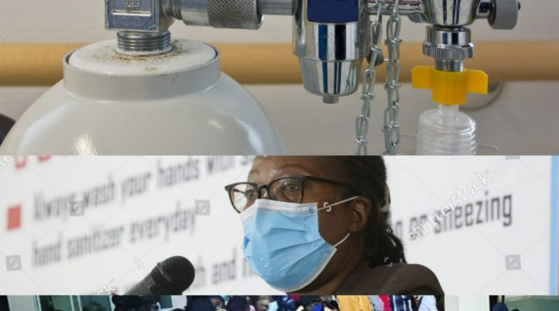 COVID Vaccine Rush Hits Liberia As MoH Procures More Oxygen For Health Facilities Nationwide