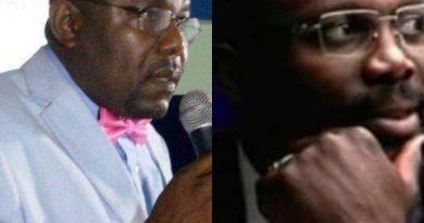 Breaking News: Deputy Minister Eugene Fahngon Dismissed