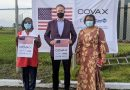US Embassy Announces Huge Consignment Of Johnson and Johnson Vaccines To Liberia