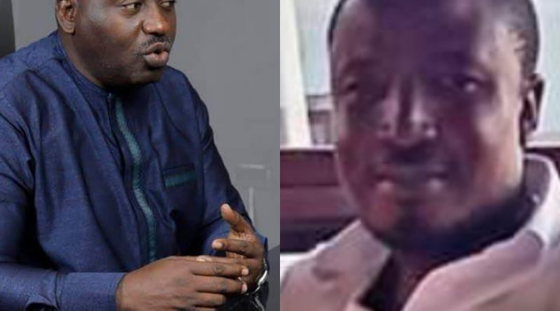 Liberty Party Suspends Daniel Sando for Reported Rudeness As Bility Requests All New LP Vehicles Parked