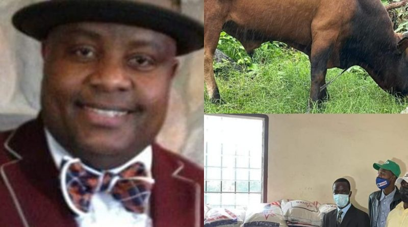 PLP Donates Rice & Cow To Muslims To Mark Abraham's Day