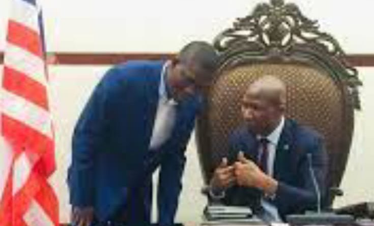 House Lifts Yekeh Kolubah's Suspension, But…