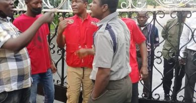 EFFL Men Found Guilty For Protest At Capitol