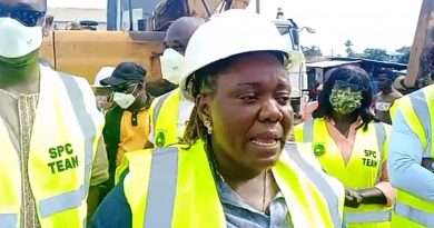 Public Works Begins Demolition For RIA Highway Construction