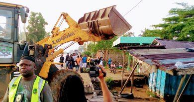 EPA Demolition Renders Wetland Dwellers Homeless